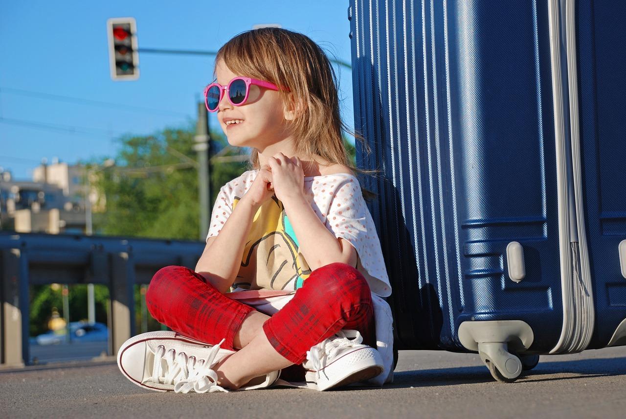 Bezpieczna podróż z dzieckiem