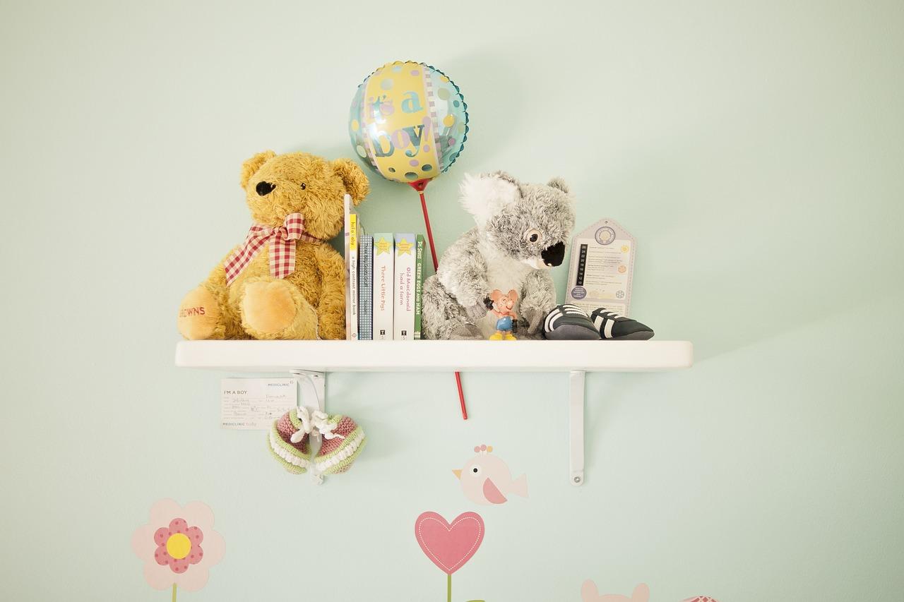 Opieka nad niemowlakiem – wyposażenie